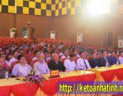 Hồng Lĩnh tôn vinh doanh nghiệp, doanh nhân tiêu biểu