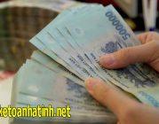 Kế toán tổng hợp tiền mặt